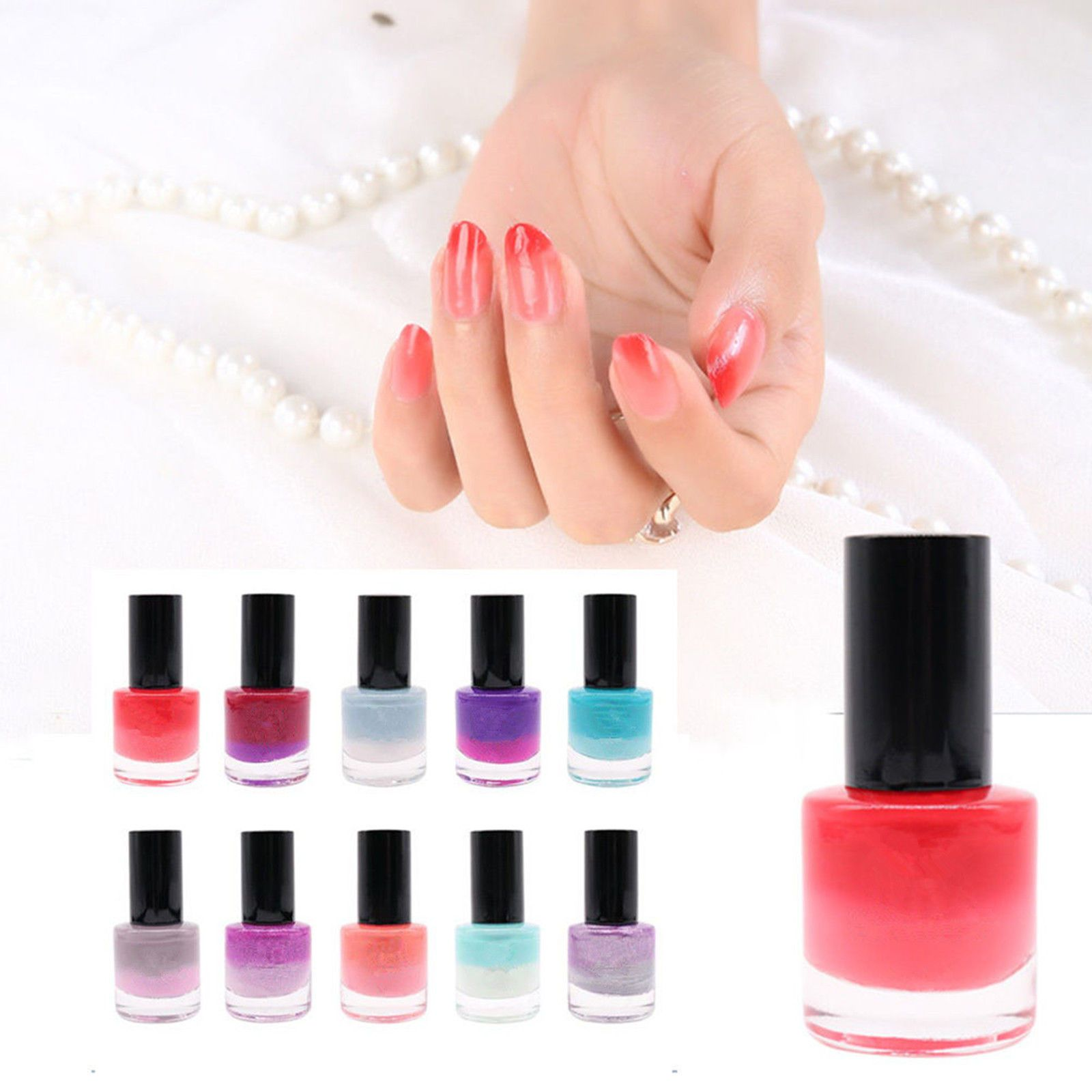$2.83 AUD - High Change Temperature Color Changing Varnish Non-Toxic ...