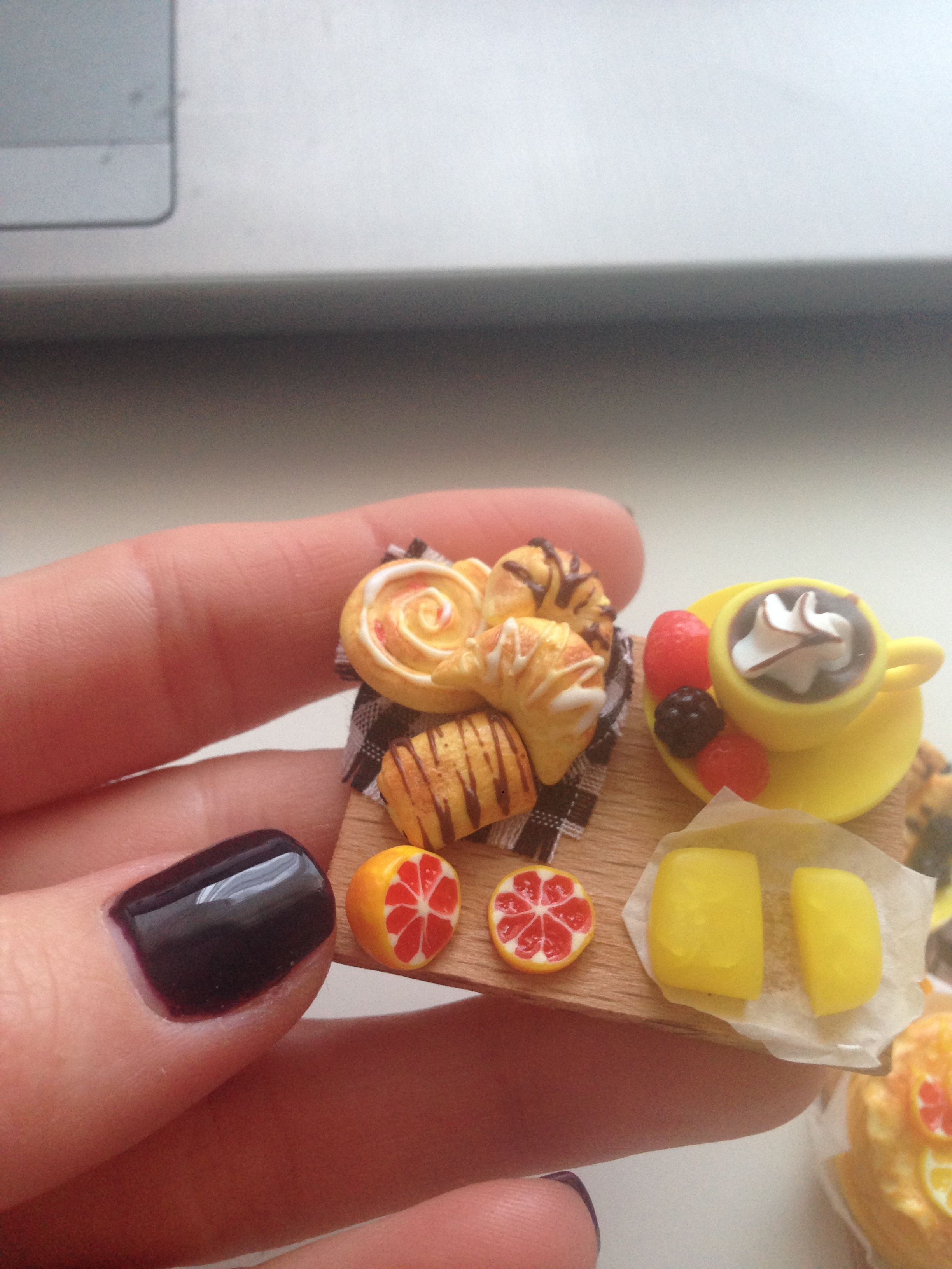 Food miniature doll foods barbie foods with images