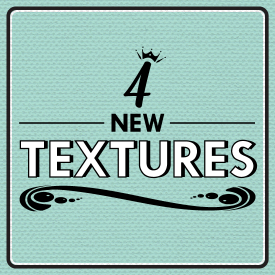 4 free textures for graphic design