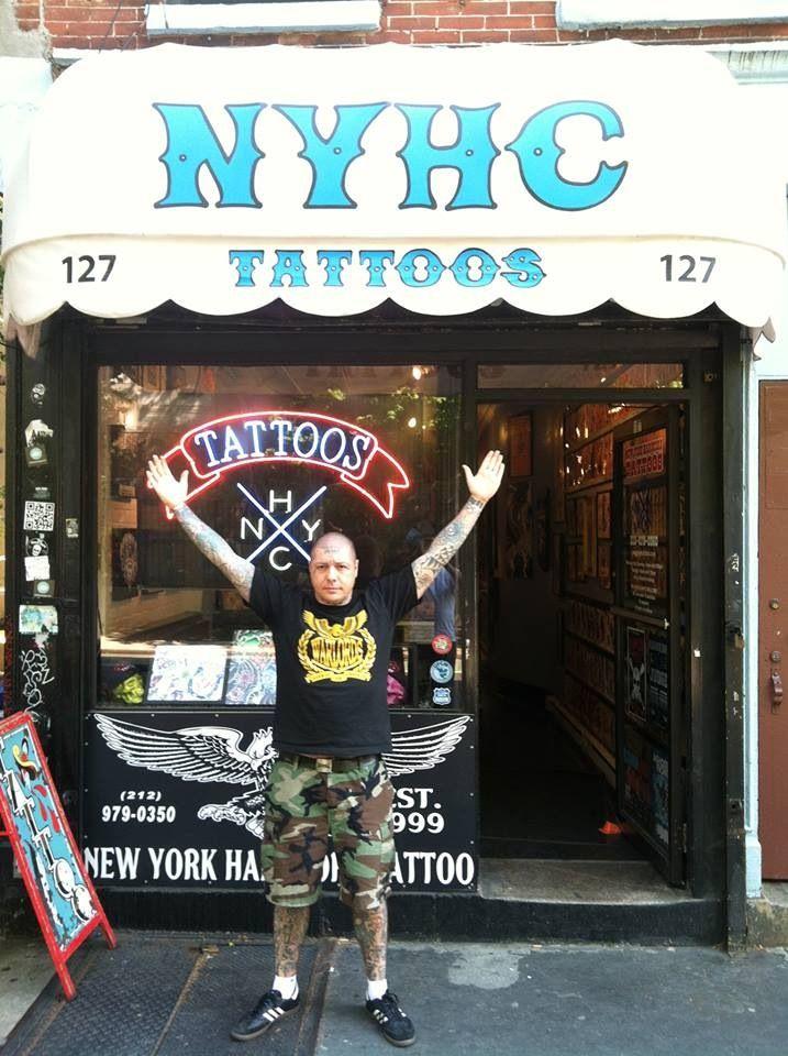NewYork Hardcore Tattoos | Music | Pinterest | Musicians