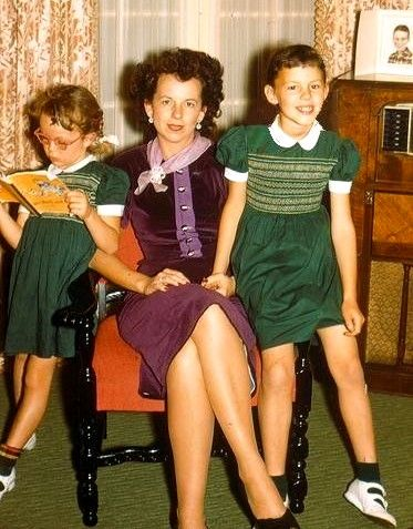 A Feminist Mother Keeping Her Sons In Dresses Nice