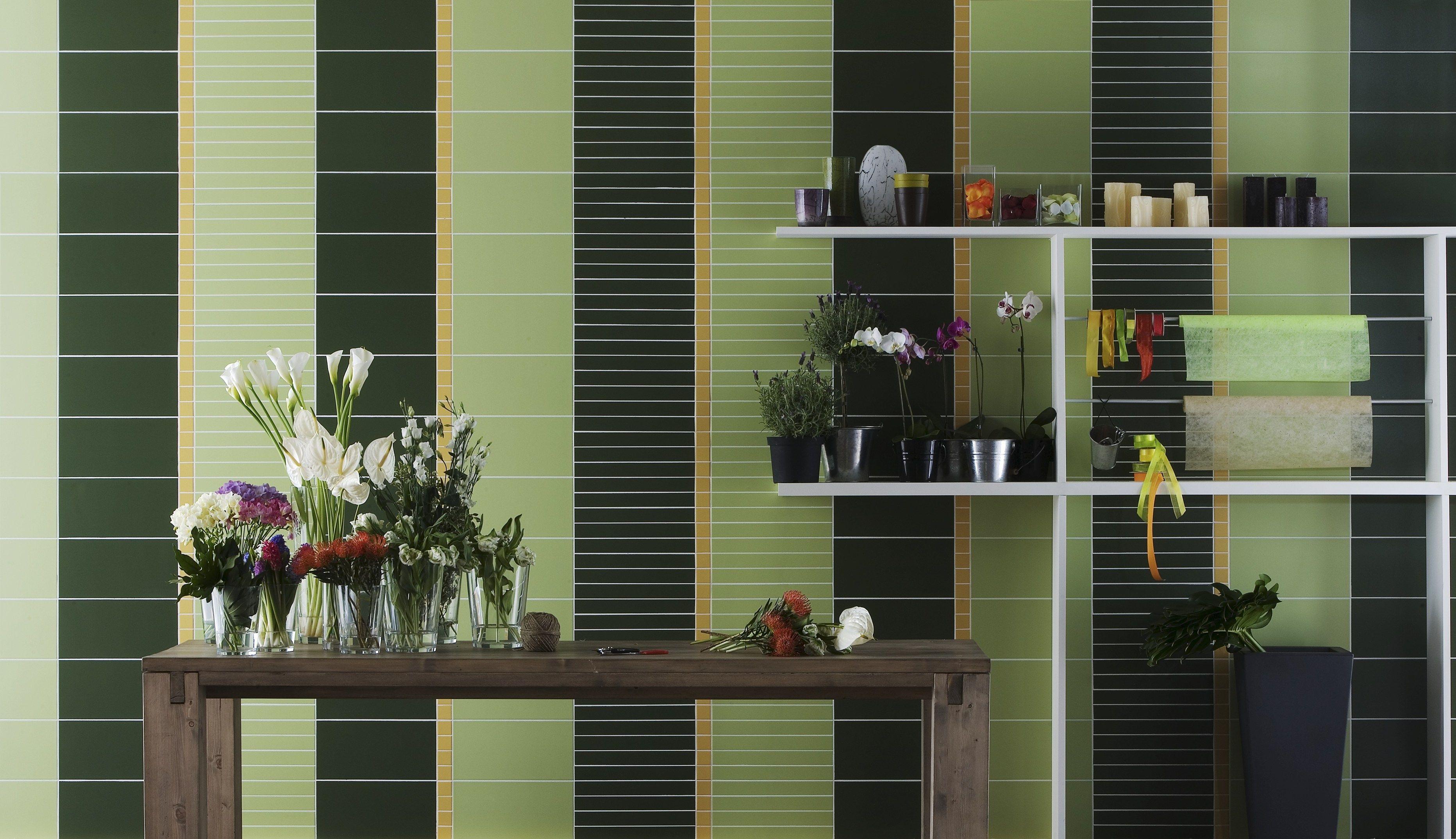 Pavimento rivestimento antibatterico ecologico interni by for Vogue ceramica