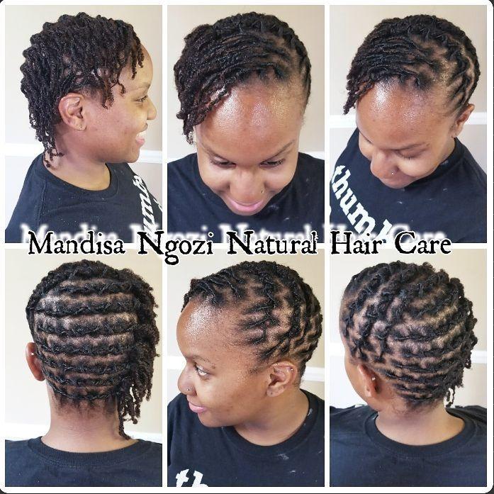 Longlivelocs Mandisa Ngozi Necijones Locs Starterlocs Starterlocstyles Flattwistlocs Hair Styles Natural Hair Styles Natural Hair Styles For Black Women