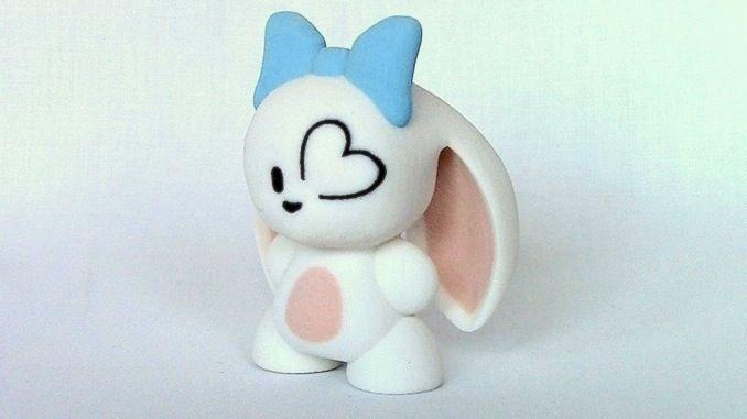 Bring Minx Bunny home: http://www.shouldbee.com/products/jmkit-minx-bunny-figure