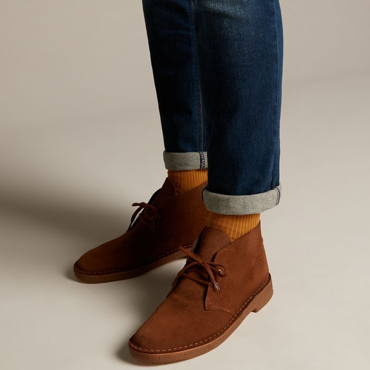 Pin by ? on Man | Boots, Clarks desert