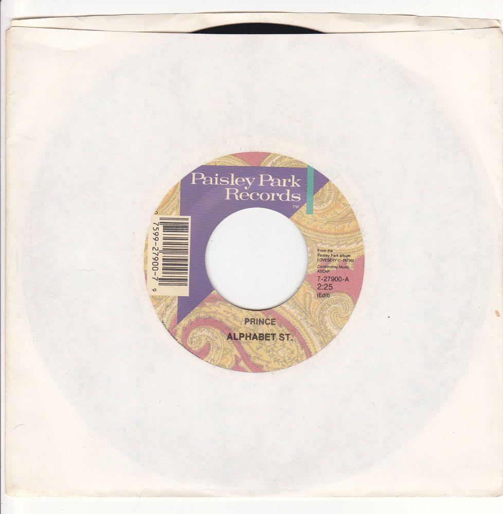 Vans Unisex Authentic Skate Shoe Records, Prince