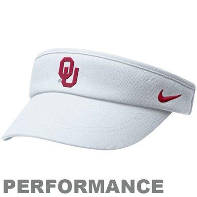 af926beb2 Oklahoma Sooners Nike Dri-FIT Sideline Visor at End Zone Apparel ...