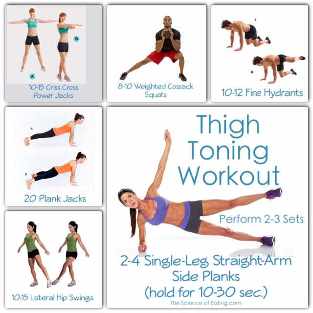 Tone Your Inner Thighs With These 8 Moves   Prevention