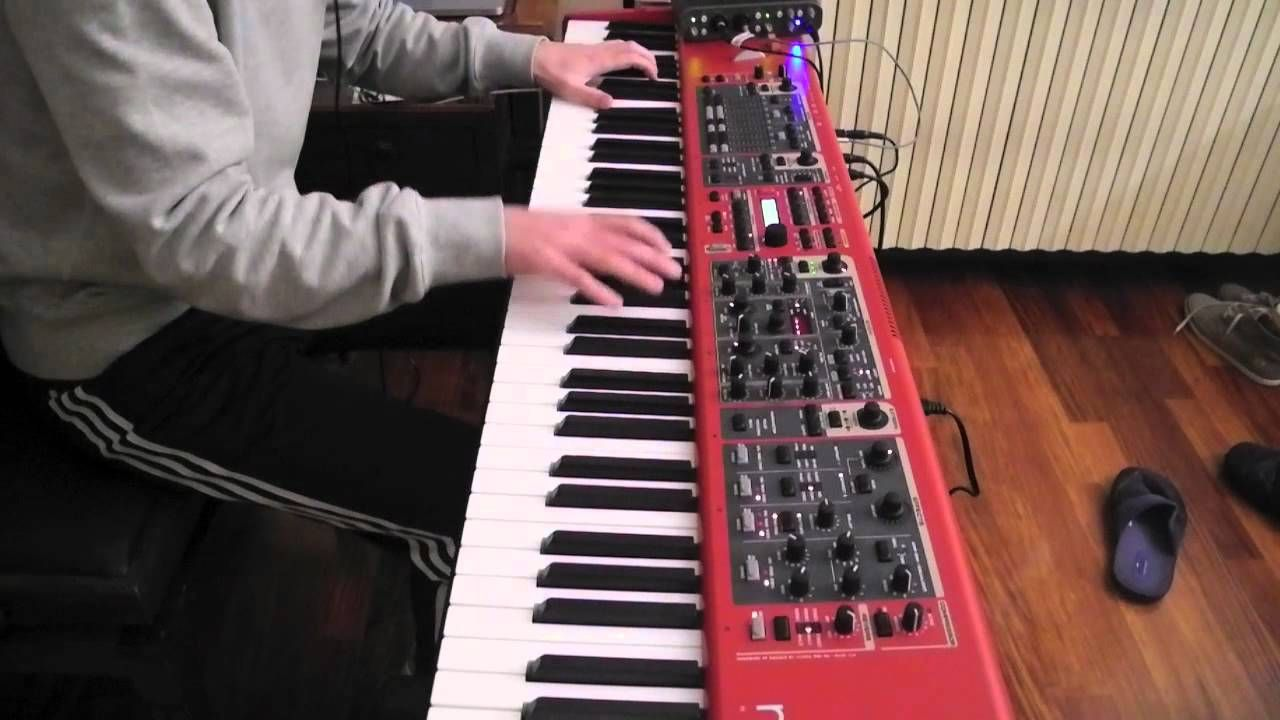 How To Play Jump Van Halen Keyboard Keyboard Lessons Online Piano Lessons Blues Piano