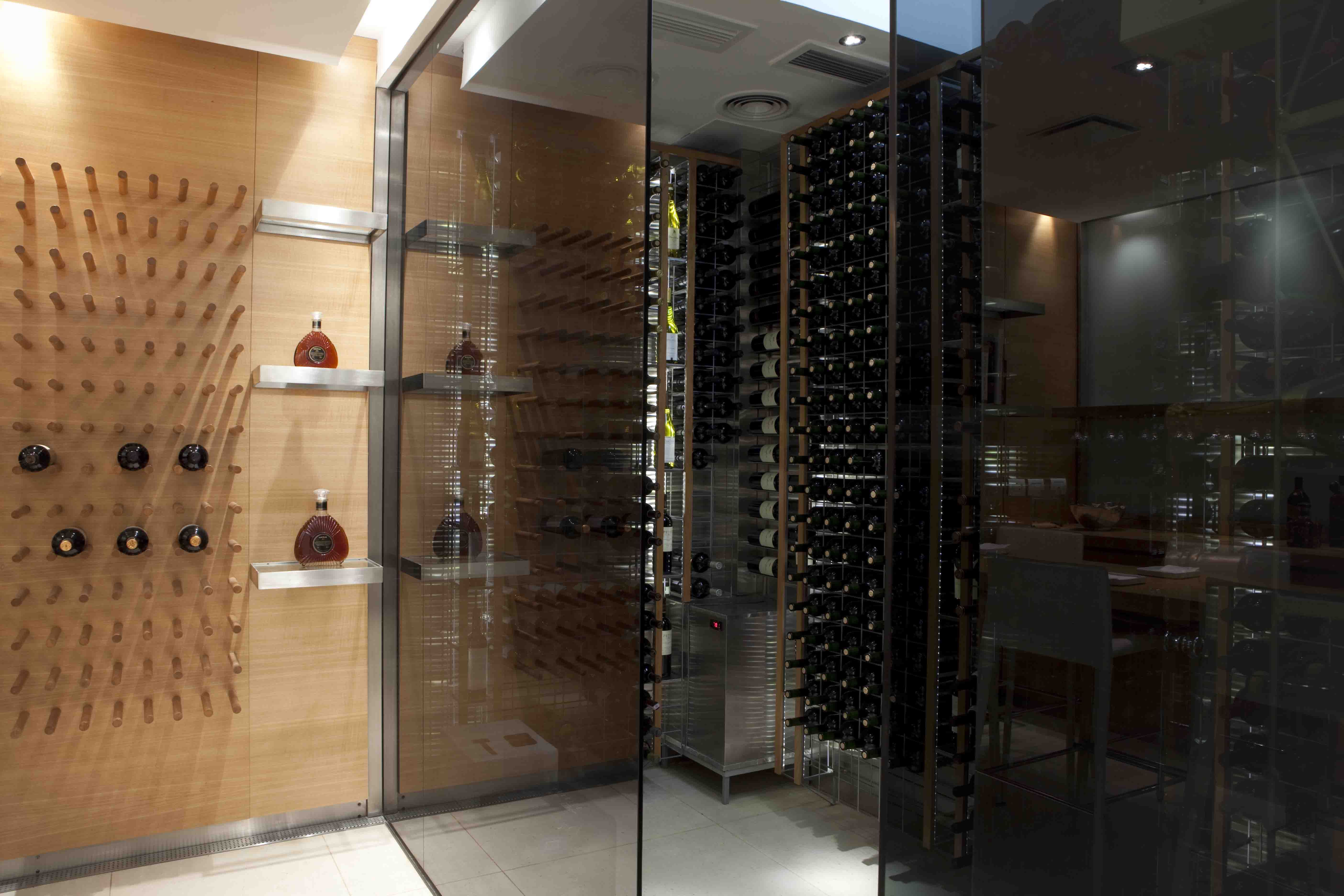 Wine Cellars La Cava De Cristal