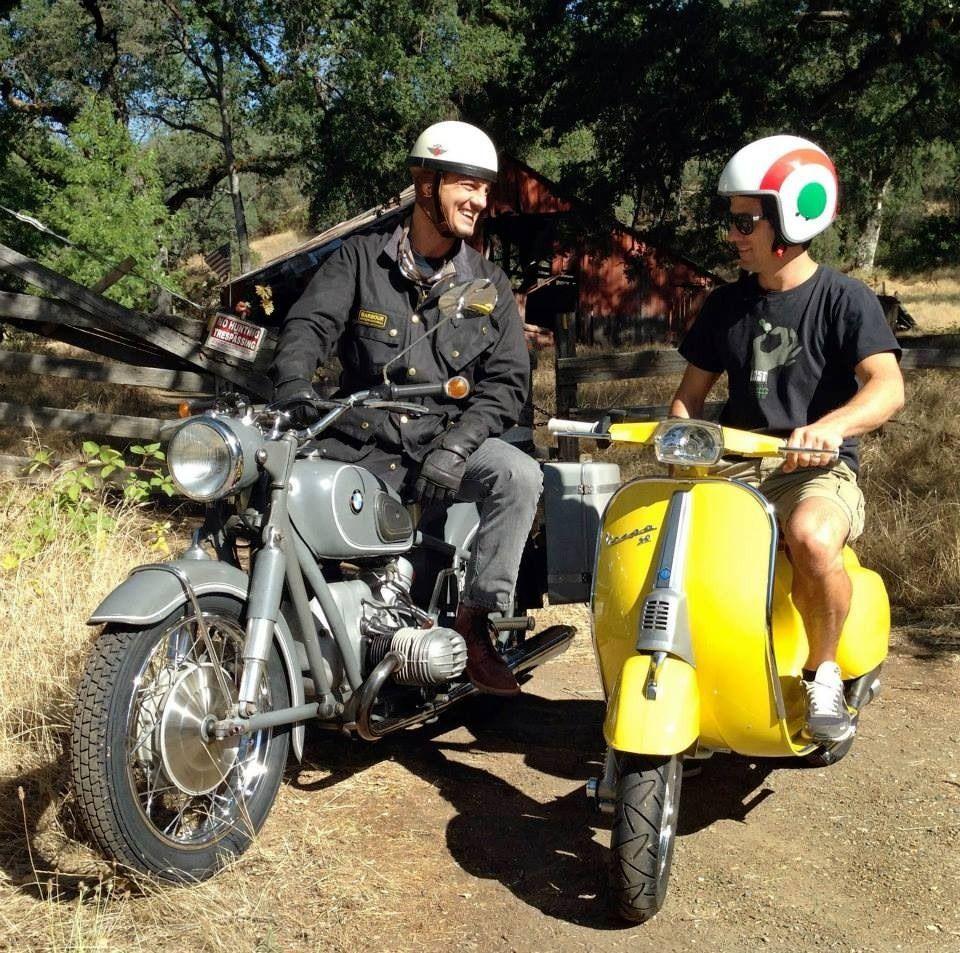 The Coffee Bar, Redding CA | Billy Bikes | Bmw vintage
