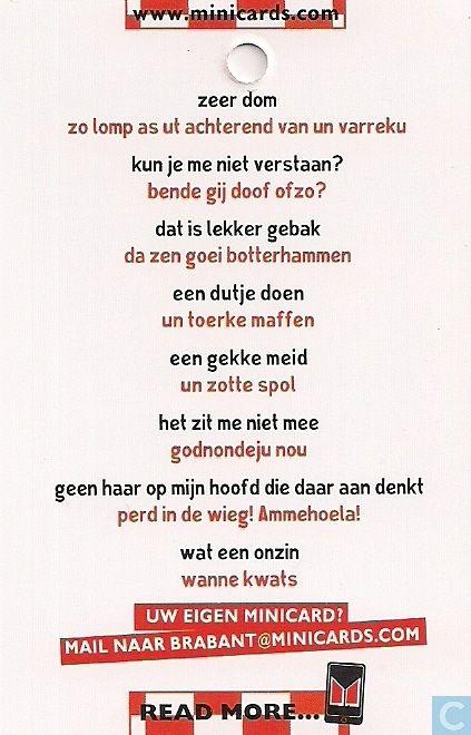 brabantse spreuken brabants   Google zoeken | Brabantse Spreuken in 2019   Humor en  brabantse spreuken