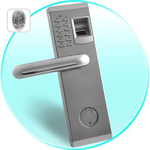 Aegis Premium Biometric Fingerprint Door Lock With Deadbolt Left Edit Item Reserve Item Aegis Premium Biometric Fingerprint Doo Fingerprint Door Lock