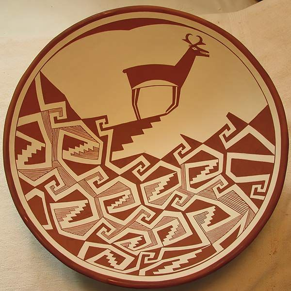 Mimbres Pottery Replicas | Southwest Indian pottery designs