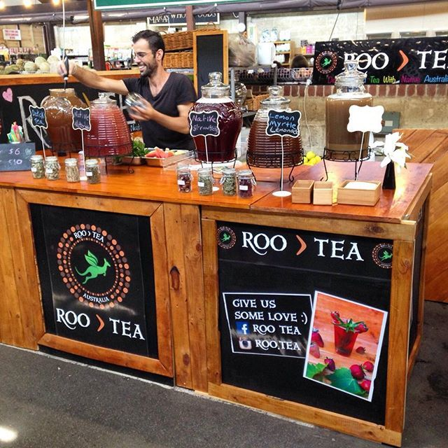 Roo Tea On Instagram Very Exciting Our New Stall At The Fremantle Markets Come Visit Us We Re In The Fruit Veg Flavored Tea Fruit And Veg Herb Jar
