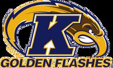Kent State Golden Flashes Football Team logo | Kent state university, Kent,  College logo