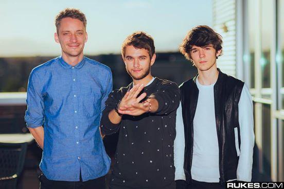 ZeddNewsSpanish — Zedd The squad!!! Madeon, Alex Metric and I are...