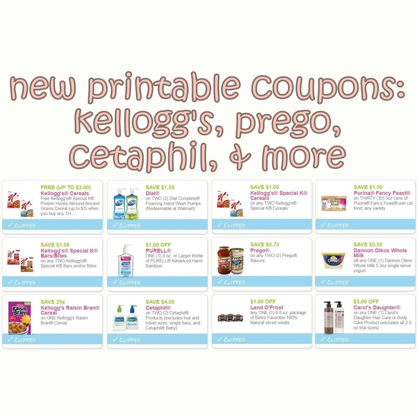 photo relating to Prego Printable Coupons identified as Pin through Erica Hart upon i ♥ coupon codes Printable discount codes