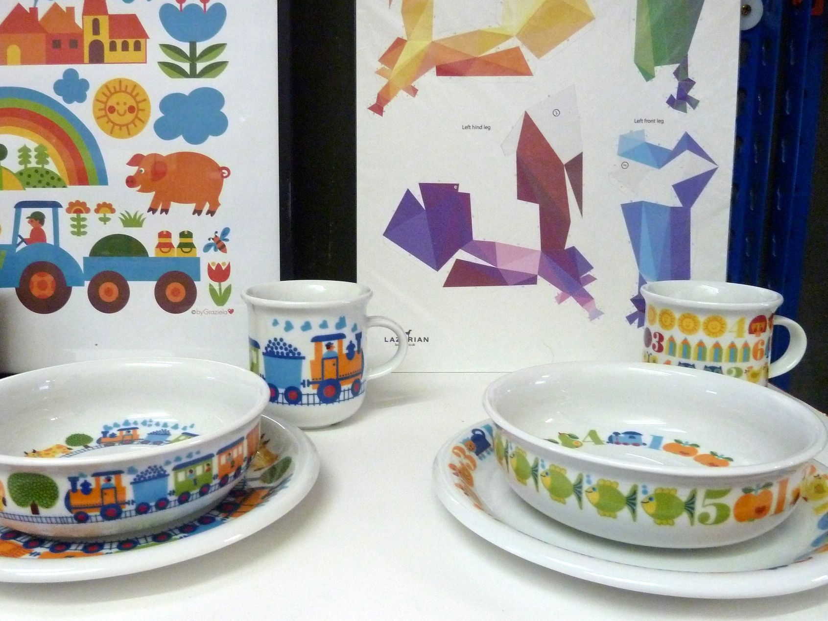 1970's mealtimes...