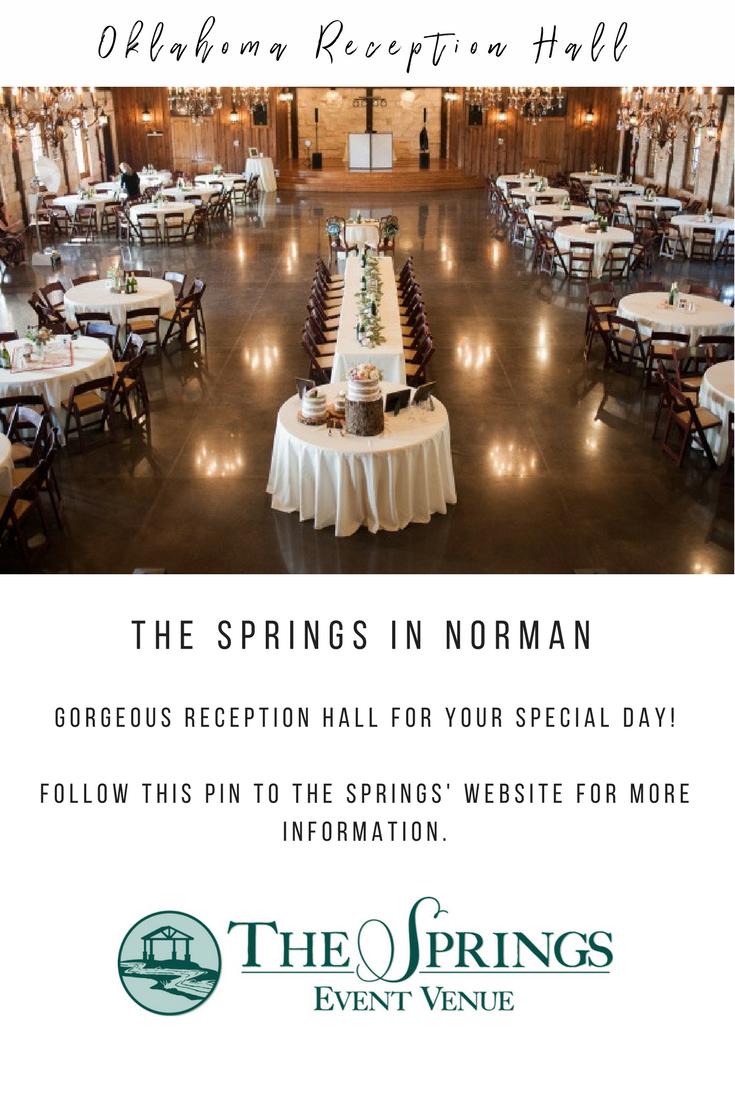 Small Wedding Venues In Oklahoma