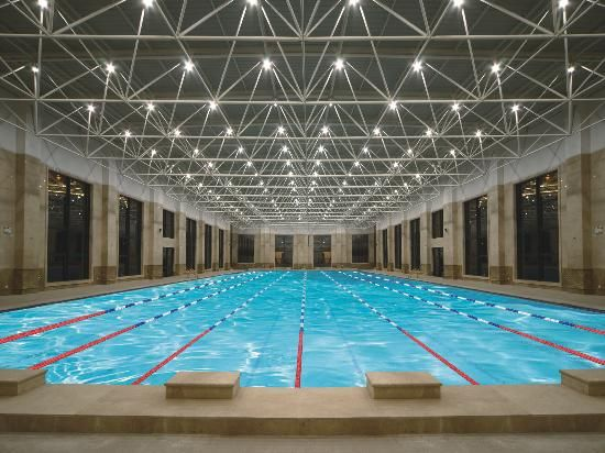 Olympic Sized Pool. Architect New Zealand. Http://