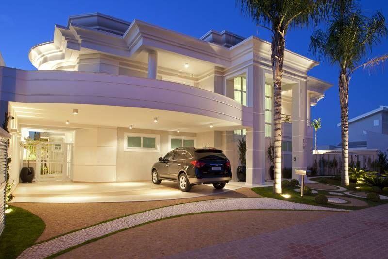 Fachadas de casas com estilo neoclassico decor salteado blog decoracao  arquitetura house goalshouse designfuture also rh pinterest
