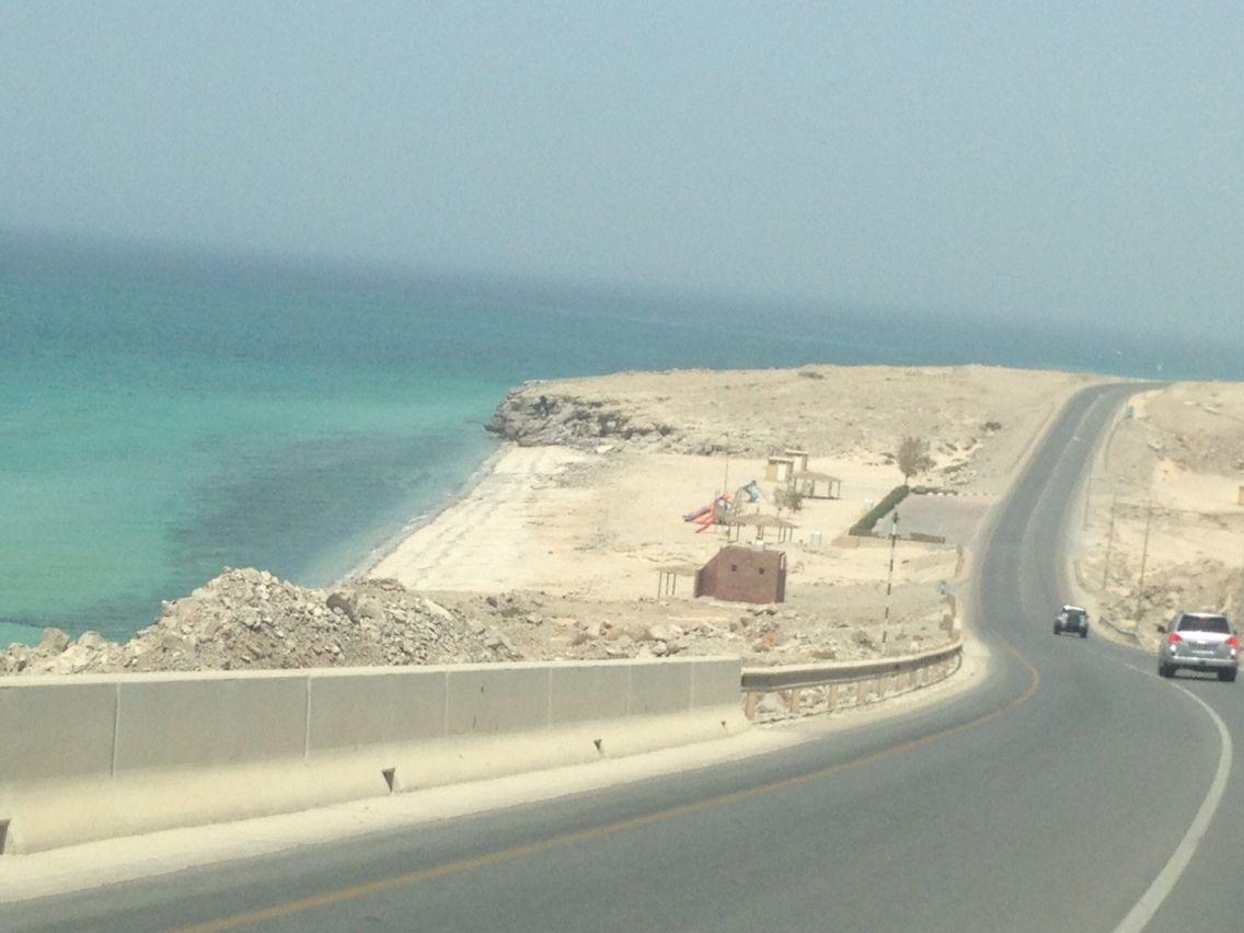 Road Trip Khasab Oman