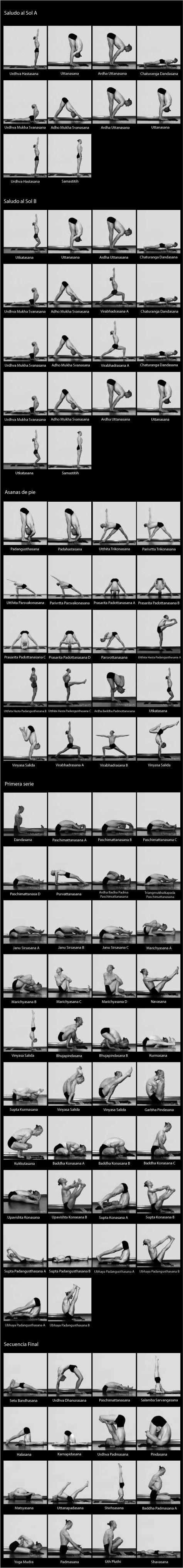 YOGA CHIKITSA: La primera serie de Ashtanga Yoga es conocida en sanscrito como Yoga Chikitsa, que significa Yoga Terapia. Es un proceso de sanación, limpieza y tonificación para el cuerpo, me...