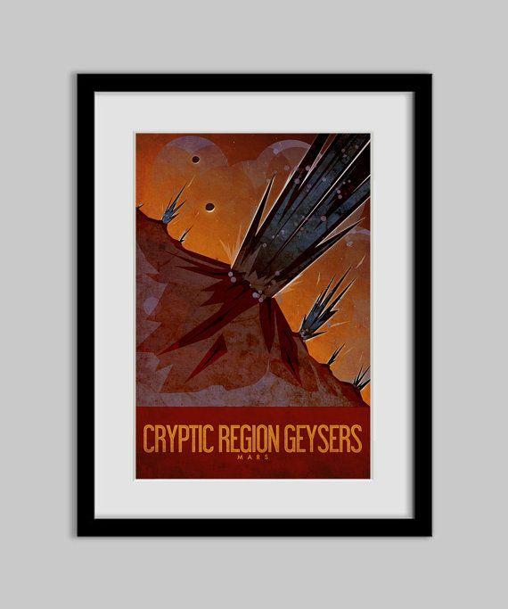 Cryptic Region Geysers