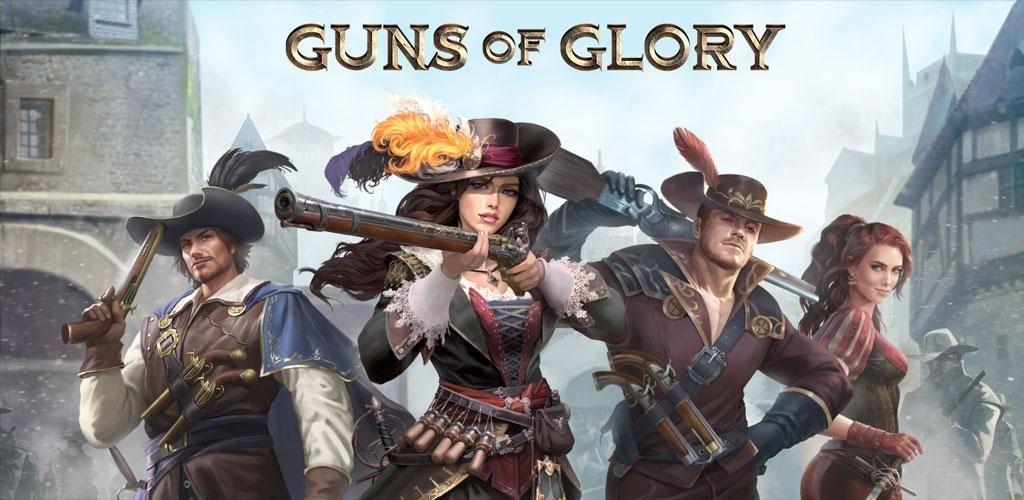 Guns of glory build an epic army for the kingdom guns