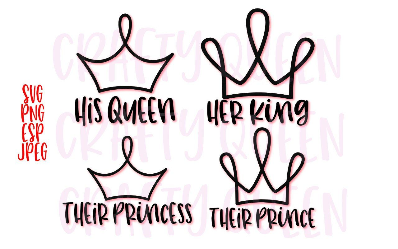 Download Family Shirt Pack King/Queen SVG | Family shirts, Svg ...