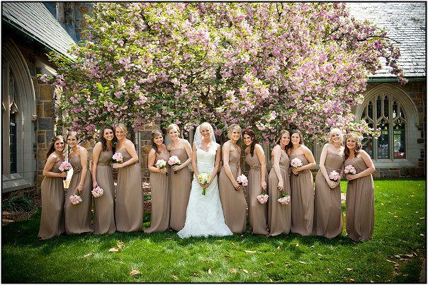 Top 25 Best Beige Wedding Ideas On Pinterest: Best 25+ Tan Bridesmaid Dresses Ideas On Pinterest