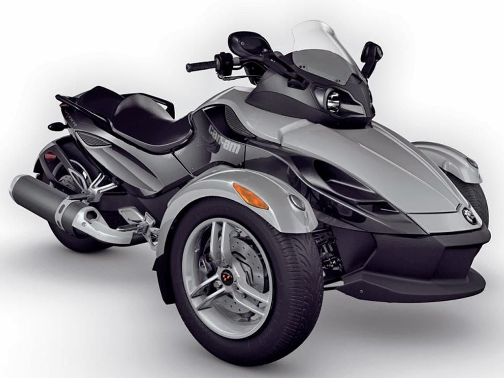 Can Am Spyder Roadster >> Product News Brp Introduces The Can Am Spyder Roadster To