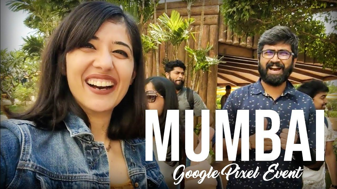 Google #TeamPixel event in Mumbai with other Instagrammers | Mumbai Trav...