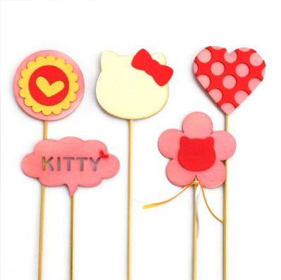 Hello Kitty Props 2 Kids party decor Bugzplaypark Cape Town