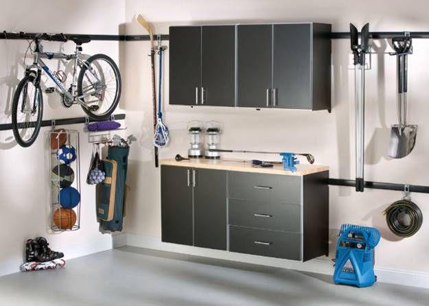 Garage Storage And Organization Ideas, Ikea Garage Ideas