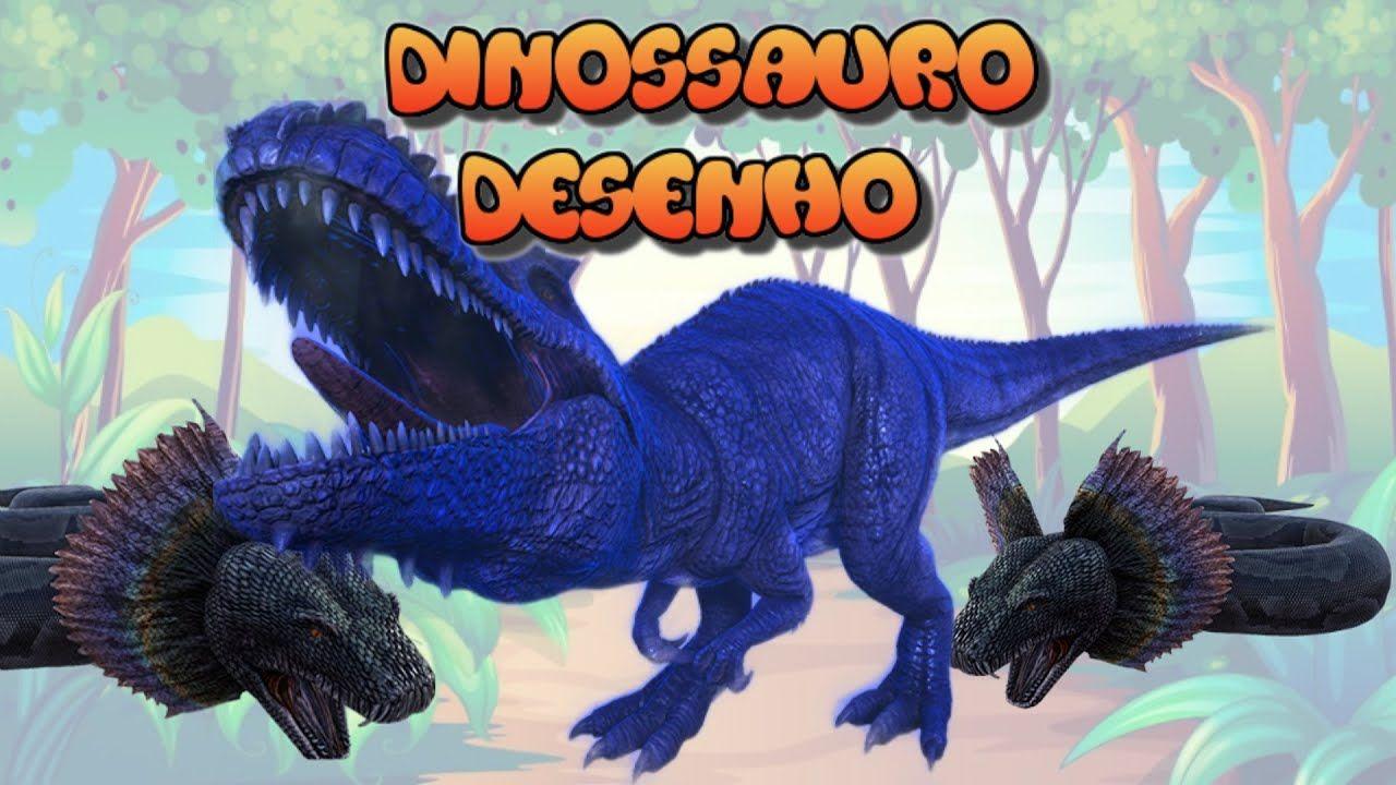 Dinozavr Hodyachij X Dino Reader Youtube Dinossauro Desenho Infantil Dinossauro Desenho Desenhos Infantis Desenho