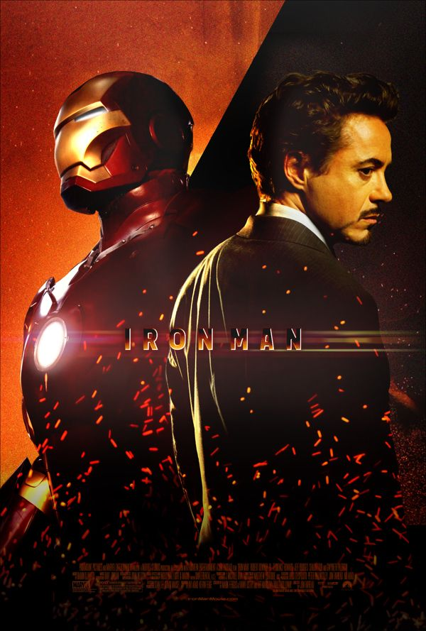 Iron Man Poster on Behance #relationships