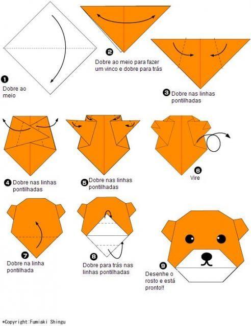 Pin By Tony Battaglia On Origami