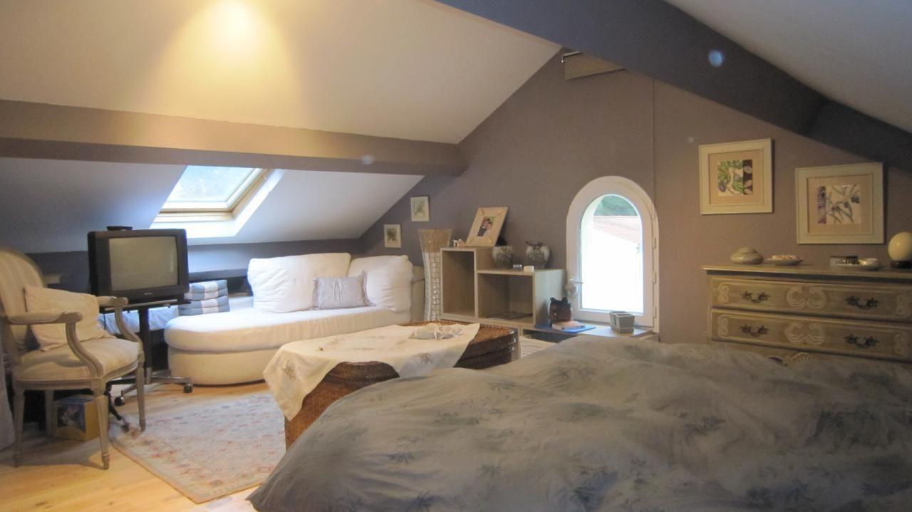 suite parentale sous combles  Suite parentale avec salle de bain et dressing  chambre et