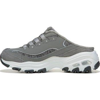Resonar mero Tomar un riesgo  Skechers Women's D'Lites Resilient Memory Foam Clog at Famous Footwear |  Nubuck leather, Famous footwear, Skechers women