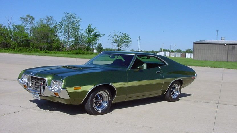 Image Result For 1972 Gran Torino Classic Cars Trucks Hot Rods