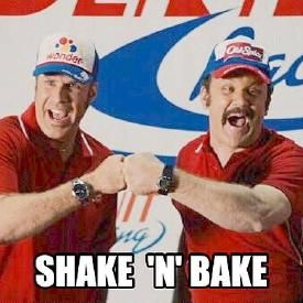Image result for shake and bake ricky bobby | Ricky bobby ...