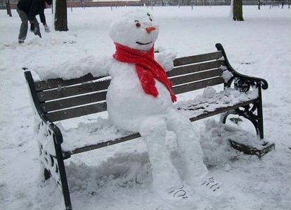 Schneemann bauen mit Kindern - Die schönsten Schneemänner ...