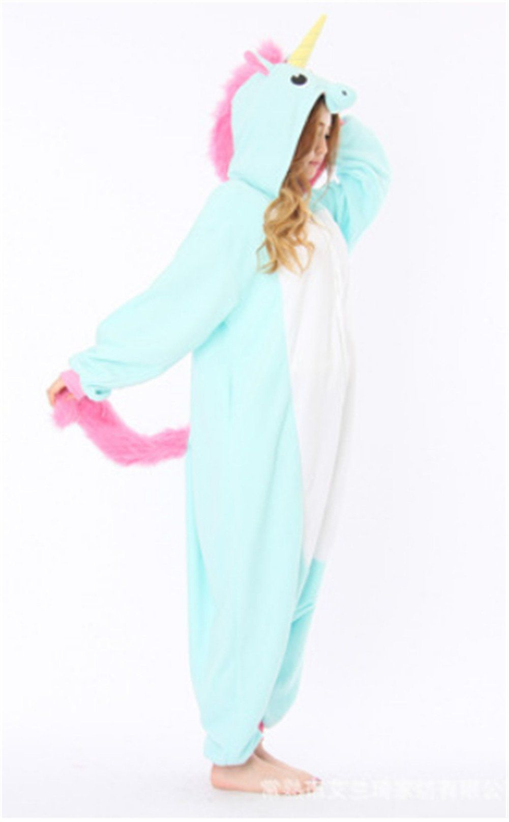 Yarbar Adultes Kigurumi Animaux Pyjamas Costume Anime Cosplay