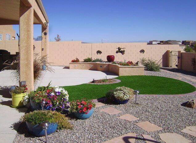 Backyard Landscaping Ideas New Mexico httpbackyardideanet