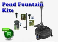 Aquascape Pond & Fountain Pumps