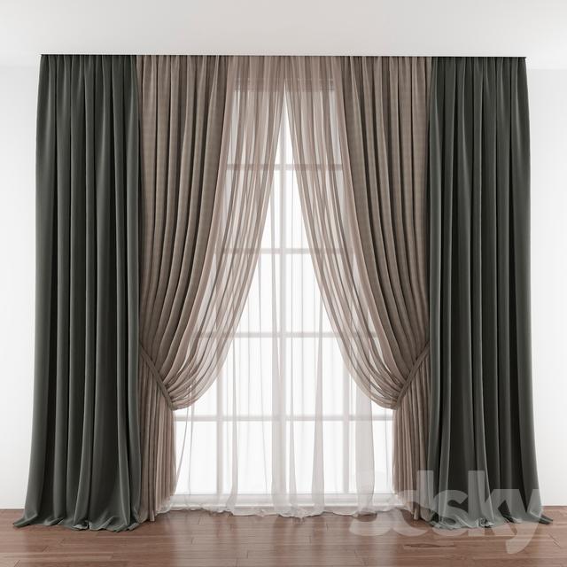 3d Models Curtain Curtain 415 Luxury Curtains Living Room Curtains Living Room Modern Luxury Curtains