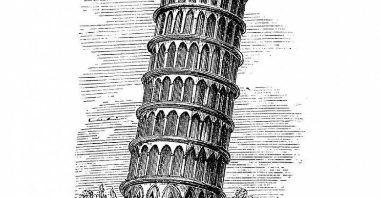 أين يوجد برج بيزا المائل ونبذة تاريخية عنه Tower Leaning Tower Of Pisa Leaning Tower