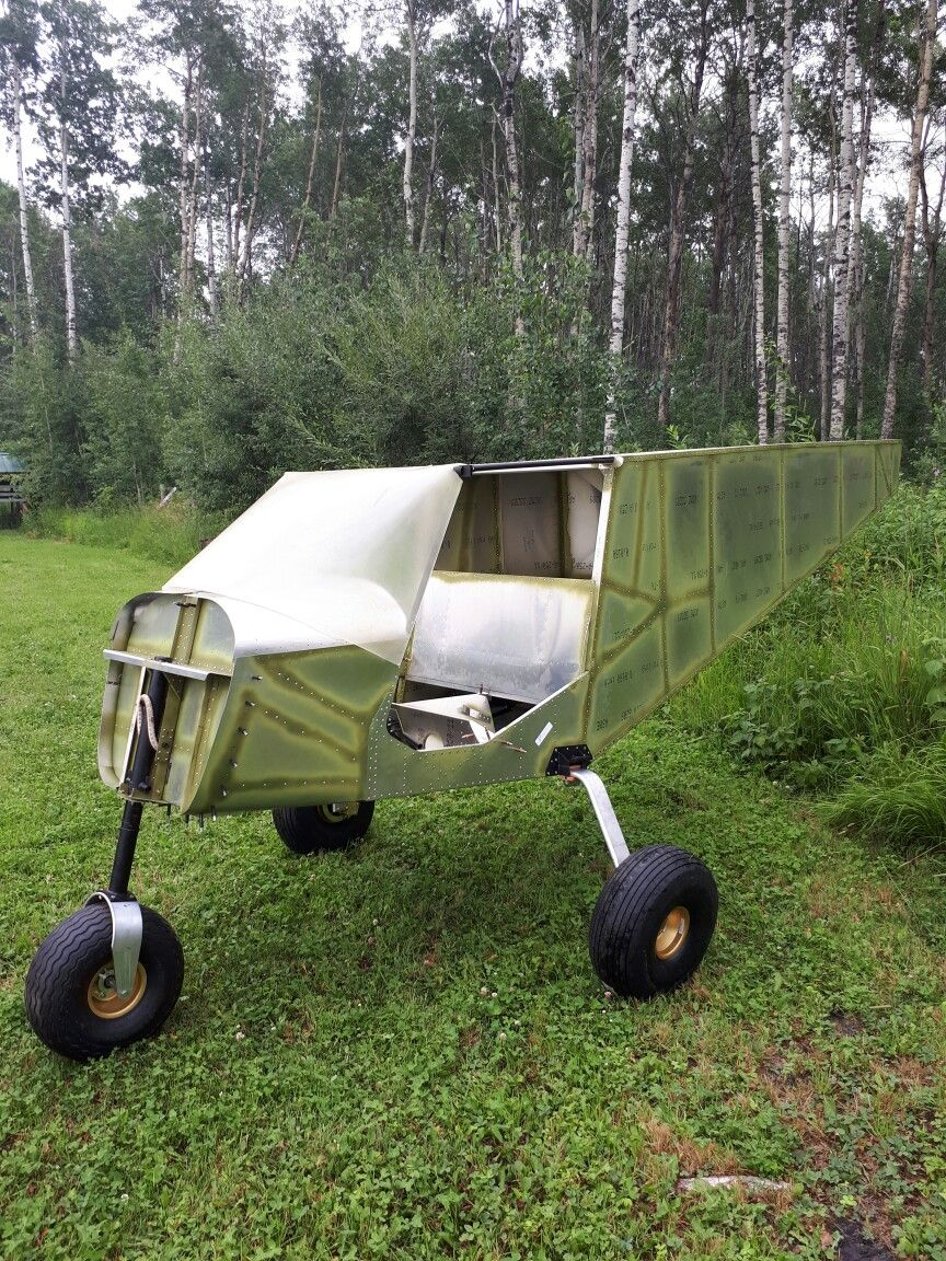 Zenith Ch701 Build Fuselage Zenith Aircraft Airplane